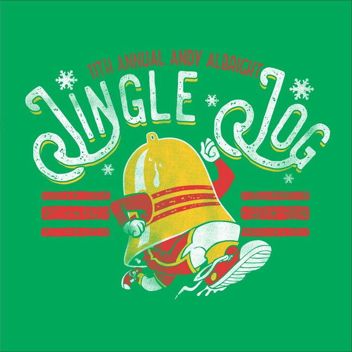 11th Annual Andy Albright Jingle Jog
